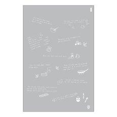 画像2: ※OPPボードンタイプ COOKパン袋 180×270 (2)