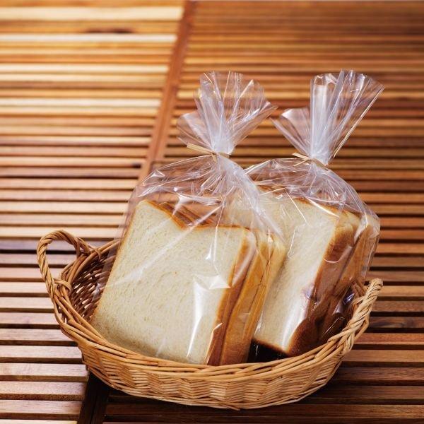 画像1: 海外 IPP食パン袋 半斤用 (1)