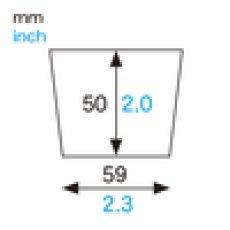 画像2: XM804 ペットマフィンヒイラギサンタ 100入 数量限定 (2)