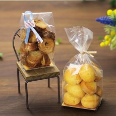 画像1: ラスク・クッキー袋 大 (1)
