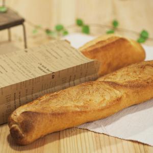 フランスパン袋に印刷
