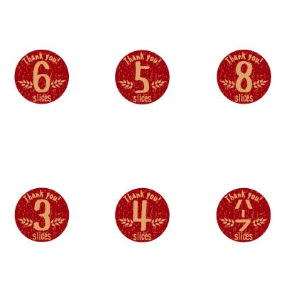 画像1: プチスライスシール麦(クラフト) 3枚切 18パイ 1000入 (1)