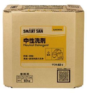 画像1: サラヤーSS 中性洗剤 10kg (1)