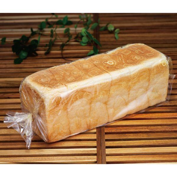 画像1: パンびより3斤用食パン袋 IPP 100枚 (1)