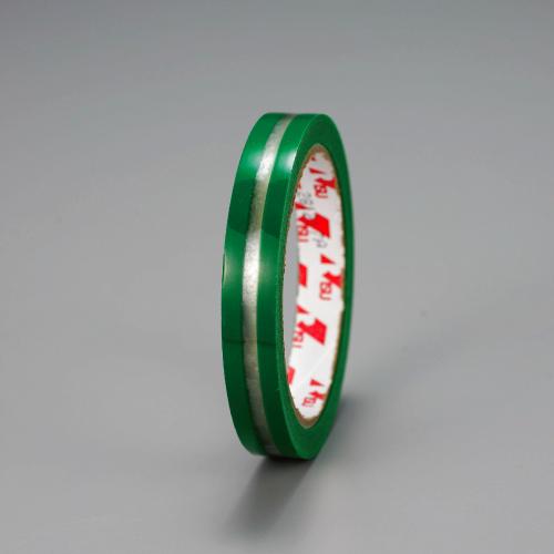 画像1: OPP手切れテープ グリーン 15×50 (1)
