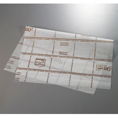 画像1: M-214 ブラノパックベーキングペーパー 350×500 (1)