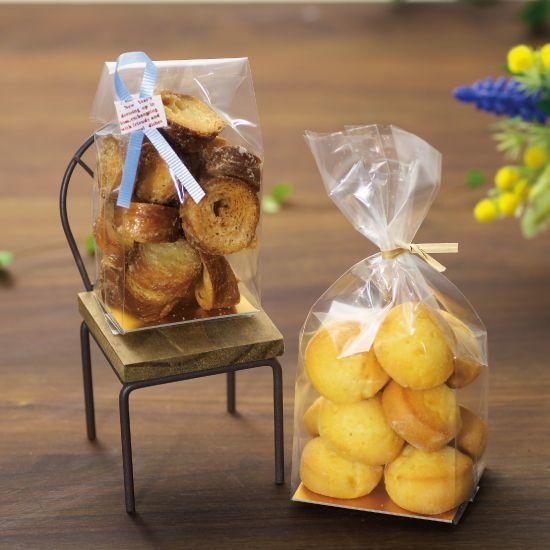 画像1: ラスク・クッキー袋 小 (1)