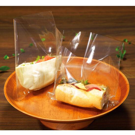 画像1: OPPパン袋 横型#25×150×140+リップ50 (1)