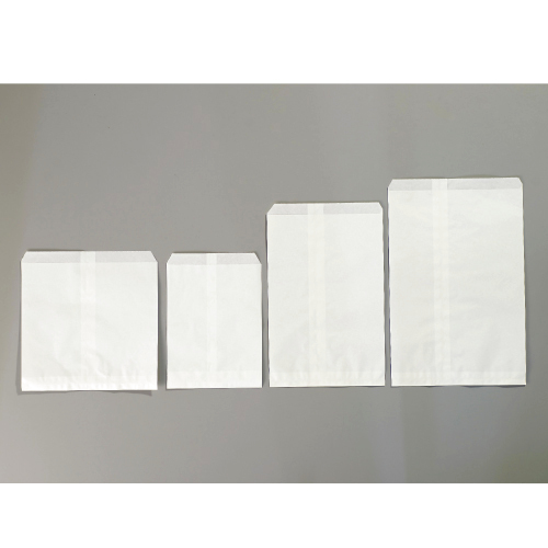 画像1: 純白袋 7号ひもなし(500枚) (1)