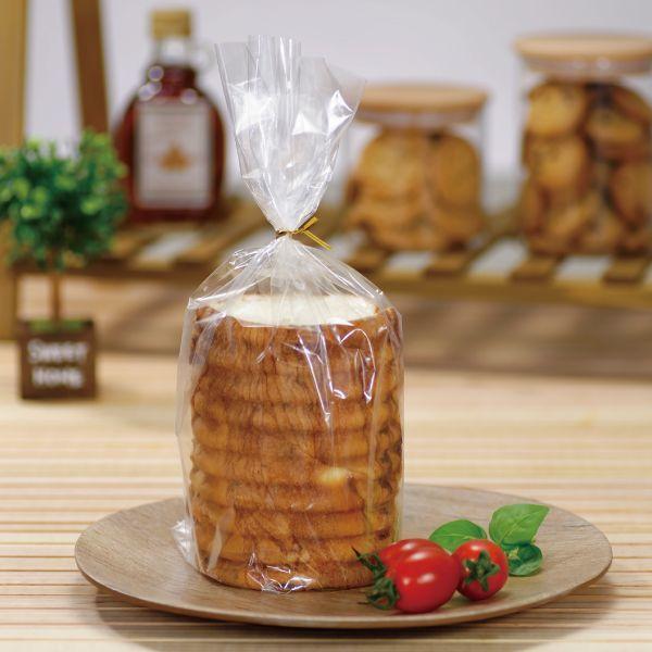 画像1: ラウンド食パン袋 IPP 1000枚 (1)