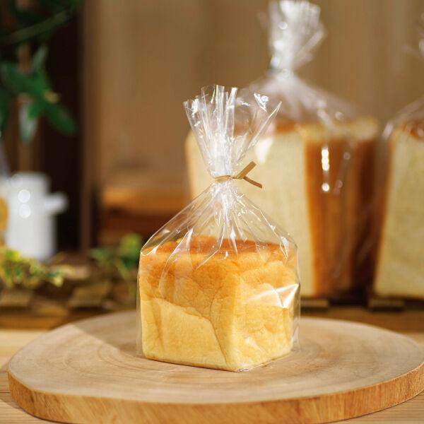 画像1: ミニミニ食パン袋  100枚 (1)