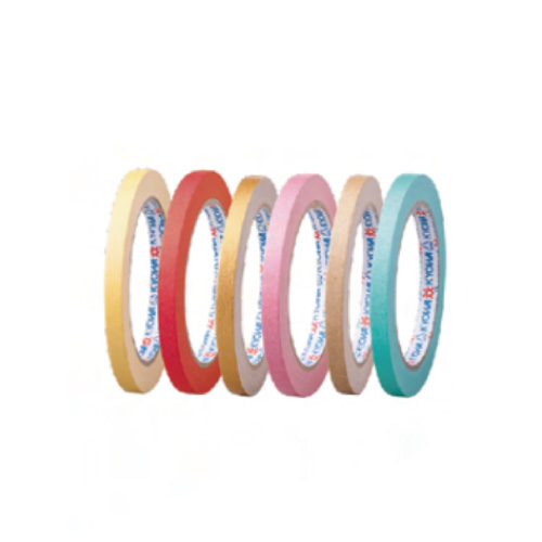画像1: ☆バックシーリングテープ 紙 ピンク 9mm×50m (1)